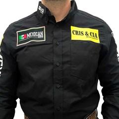 Camisa Mexican Shirts 7003-MXS