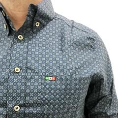 Camisa Mexican Shirts Estampado 0061-10-MXS