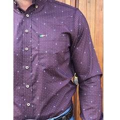 Camisa Mexican Shirts Estampado 0061-17-MXS