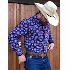 Camisa Mexican Shirts Estampado 0062-13-MXS