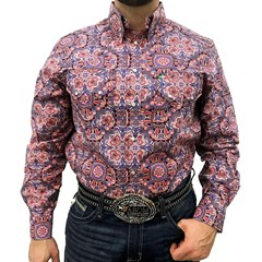 Camisa Mexican Shirts Estampado 0062-18-MXS