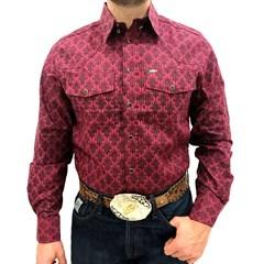 Camisa Mexican Shirts Estampado 0063-05-MXS