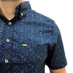 Camisa Mexican Shirts Floral 0060-11-MXS