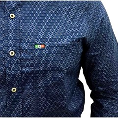 Camisa Mexican Shirts Floral 0061-MXS