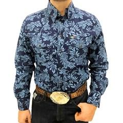 Camisa Mexican Shirts Floral 0063-01-MXS