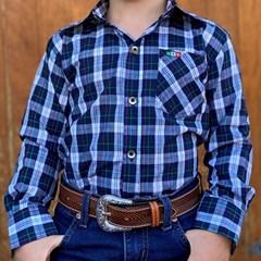 Camisa Mexican Shirts Infantil 0074-01