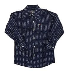 Camisa Mexican Shirts Infantil 0074-01-MXS