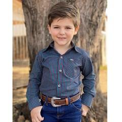 Camisa Mexican Shirts Infantil 0074-02