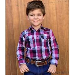 Camisa Mexican Shirts Infantil 0074-03