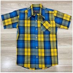 Camisa Mexican Shirts Infantil 0075-01