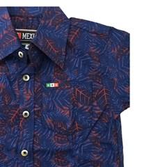 Camisa Mexican Shirts Infantil 0075-02-MXS