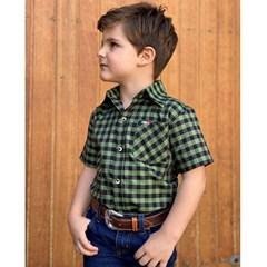 Camisa Mexican Shirts Infantil 0075-03