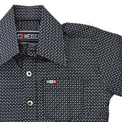 Camisa Mexican Shirts Infantil 0075-03-MXS