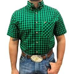 Camisa Mexican Shirts Xadrez 0060-02-MXS