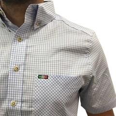 Camisa Mexican Shirts Xadrez 0060-08-MXS