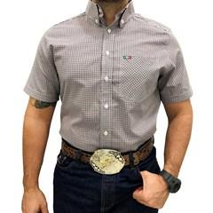 Camisa Mexican Shirts Xadrez 0060-15-MXS