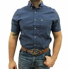 Camisa Mexican Shirts Xadrez 0060-MXS