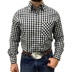 Camisa Mexican Shirts Xadrez 0061-01-MXS