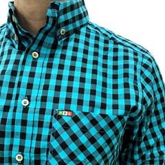 Camisa Mexican Shirts Xadrez 0061-02-MXS