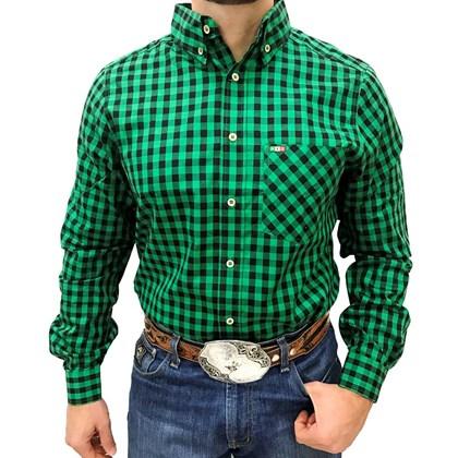 Camisa Mexican Shirts Xadrez 0061-03-MXS