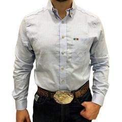 Camisa Mexican Shirts Xadrez 0061-07-MXS