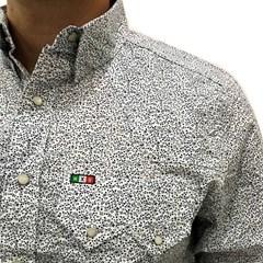 Camisa Mexican Shirts Xadrez 0062-05-MXS