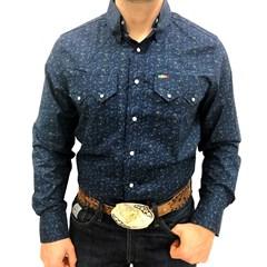Camisa Mexican Shirts Xadrez 0062-10-MXS