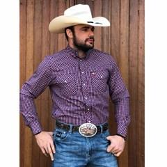 Camisa Os Vaqueiros Xadrez 7006-03