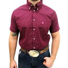 Camisa Ox Horns Estampado 9050
