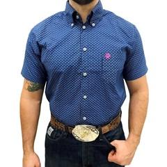 Camisa Ox Horns Estampado 9053