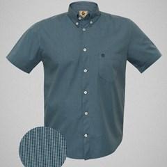 Camisa Ox Horns Xadrez Azul Claro/ Azul Marinho 9117