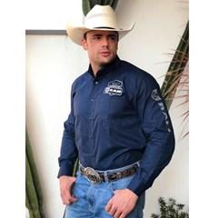Camisa Radade Azul Marinho M L B RAM