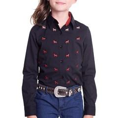 Camisa Tassa Girls Infantil 3235.9