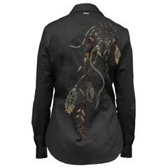 Camisa Tassa Gold Feminina Peto/ Bordado 3709.1