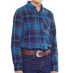 Camisa Tassa Infantil Xadrez 4085.1010