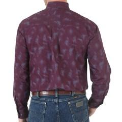 Camisa Wrangler George Strait Importada 41X024FN9400000