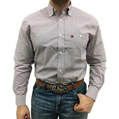 Camisa Wrangler Xadrez 417715K314