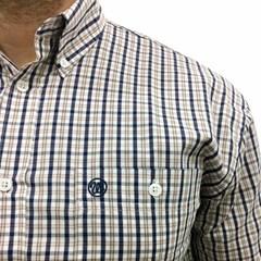 Camisa Wrangler Xadrez 417715PX64