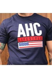 Camiseta All Hunter Azul Marinho 800