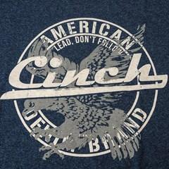 Camiseta Cinch Azul Marinho MTT1690254-BLU