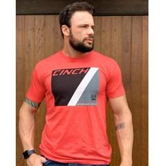 Camiseta Cinch Vermelho MTT1690257-HRE