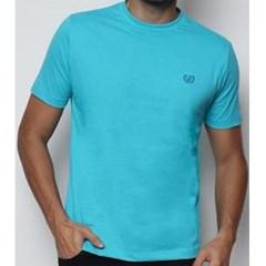Camiseta Dock's 0944 Azul Turquesa