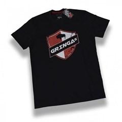 Camiseta Gringa'S Western Get It Preta
