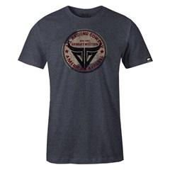 Camiseta Gringa'S Western Tubular Russian Shooter