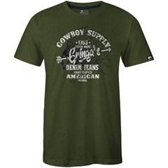 Camiseta Gringa'S Western Wear 0419101