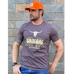 Camiseta Gringa's Western Wear 1019032