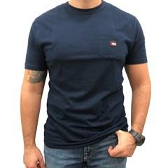 Camiseta Gringa'S Western Wear Azul Marinho 10080