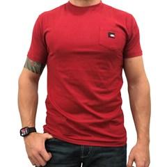Camiseta Gringa'S Western Wear Vermelho 10090