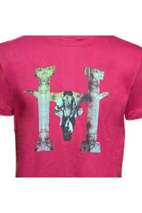 Camiseta Hey Roy Bordô 1042