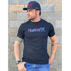 Camiseta Hurley 9627049A Preto